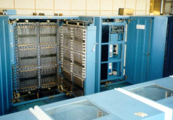 лементная база ЭВМ - большие интегральные схемы (БИС).  Машины предназначались для резкого повышения...